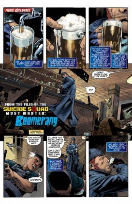 Suicide Squad Most Wanted El Diablo and Boomerang Página interior (10)