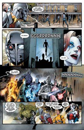 Suicide Squad Most Wanted El Diablo and Boomerang Página interior (12)