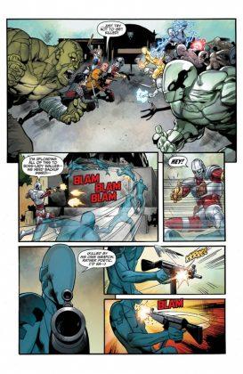 Suicide Squad Most Wanted El Diablo and Boomerang Página interior (13)