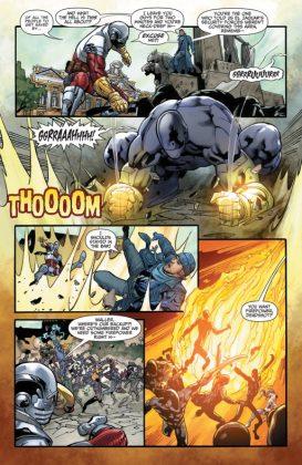 Suicide Squad Most Wanted El Diablo and Boomerang Página interior (14)