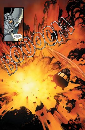Suicide Squad Most Wanted El Diablo and Boomerang Página interior (15)
