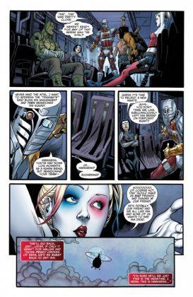 Suicide Squad Most Wanted El Diablo and Boomerang Página interior (16)