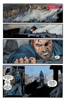 Suicide Squad Most Wanted El Diablo and Boomerang Página interior (17)