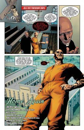 Suicide Squad Most Wanted El Diablo and Boomerang Página interior (4)