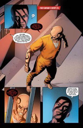 Suicide Squad Most Wanted El Diablo and Boomerang Página interior (5)