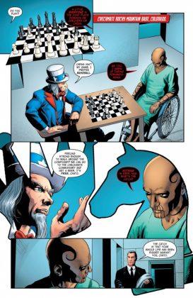 Suicide Squad Most Wanted El Diablo and Boomerang Página interior (6)