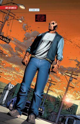 Suicide Squad Most Wanted El Diablo and Boomerang Página interior (9)