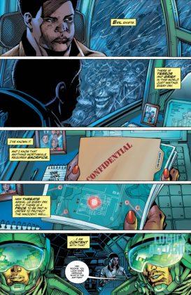 Suicide Squad Página interior (1)