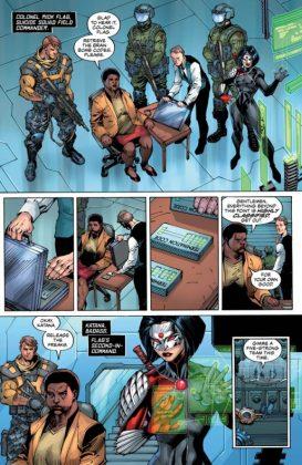 Suicide Squad Página interior (3)