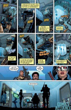 Suicide Squad Página interior (4)