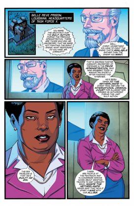 Suicide Squad War Crime Special Página interior 3