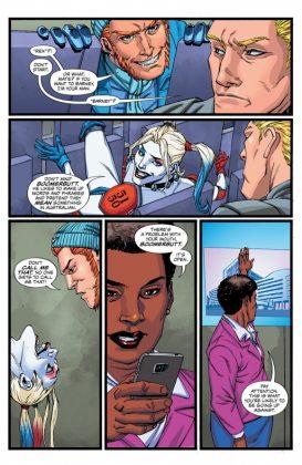 Suicide Squad War Crime Special Página interior 5