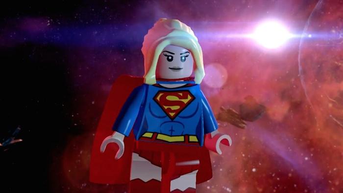 Supergirl lego 3