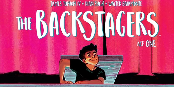 The Backstagers Destacada