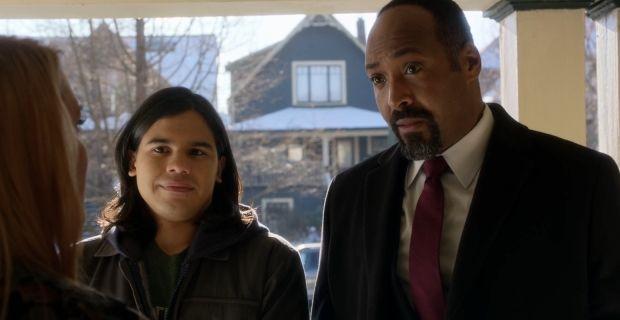 The Flash - Cisco y Joe West