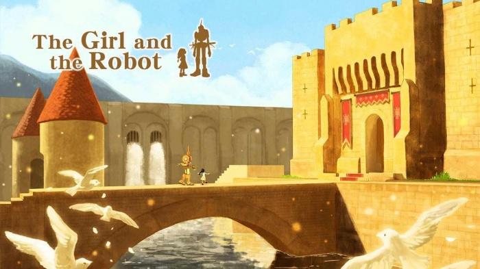 The Girl and the Robot destacada
