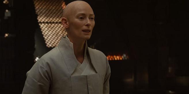 Tilda Swinton - El Anciano - Doctor Strange