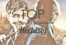 Top 15 hechizos Harry Potter