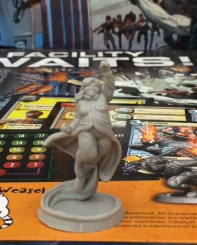Valiant Universe The Deck Building Game (5)