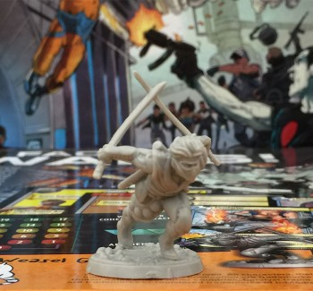 Valiant Universe The Deck Building Game 7