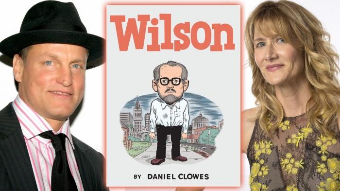 Wilson Woody Harrelson Laura Dern