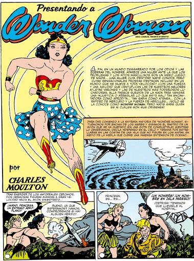 Wonder Woman 75 años All-Star Comics 1