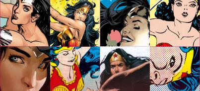 Wonder Woman 75 años