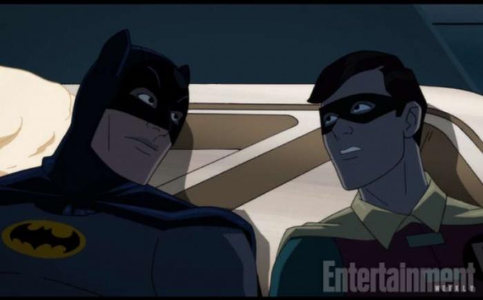 Batman 60's animado 1