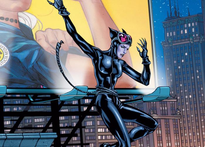 Catwoman Prez