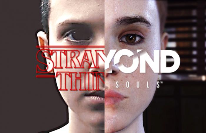 Stranger Things y Beyond: Two Souls