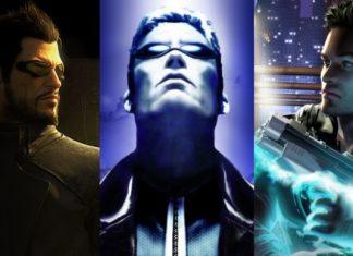 Deus Ex Cover 1