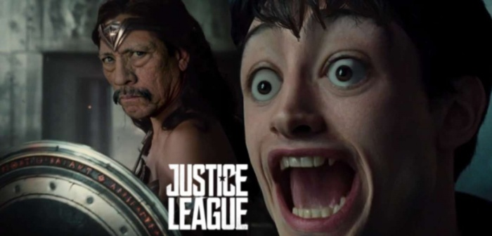 Parodia Justice League