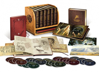 middle-earth collector's edition2