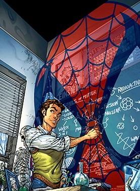 MS Peter Parker