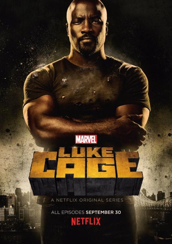 Luke Cage - póster