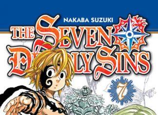 seven deadly sins 7 portada