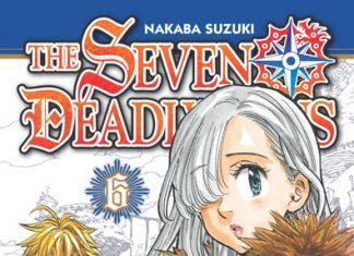 seven deadly sins 6 portada