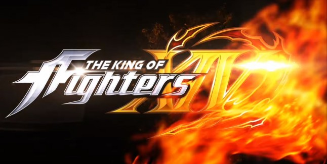 the king of fighters xiv ps4 fire logo official