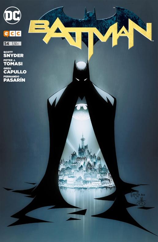 Batman 54 ecc ediciones