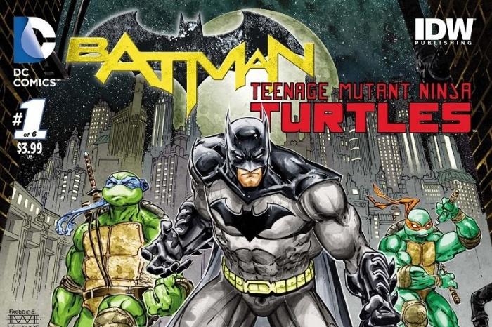 Batman Tortugas Destacada