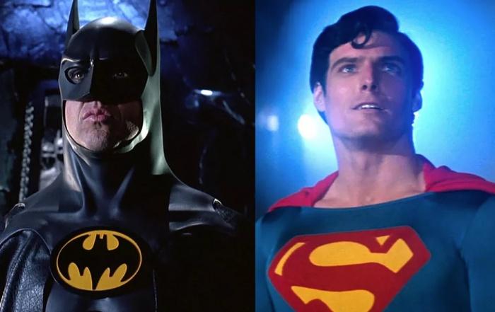 Batman v Superman Retro