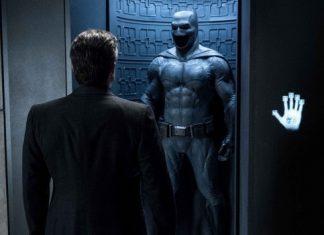 Batman Traje