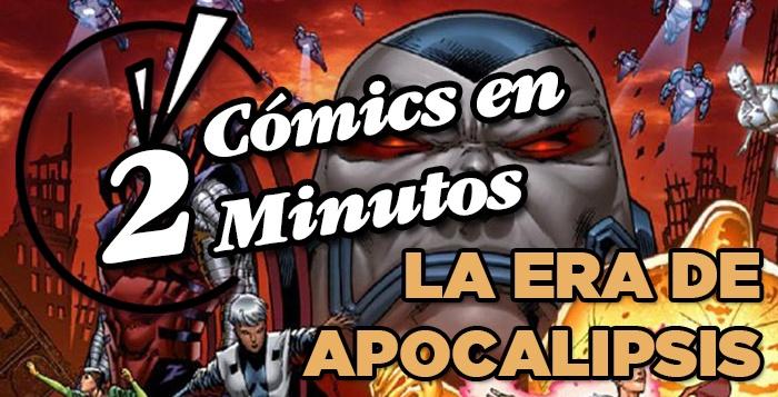 Cómics en 2 Minutos Apocalipsis