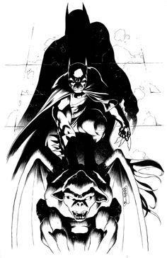 CAFU Batman