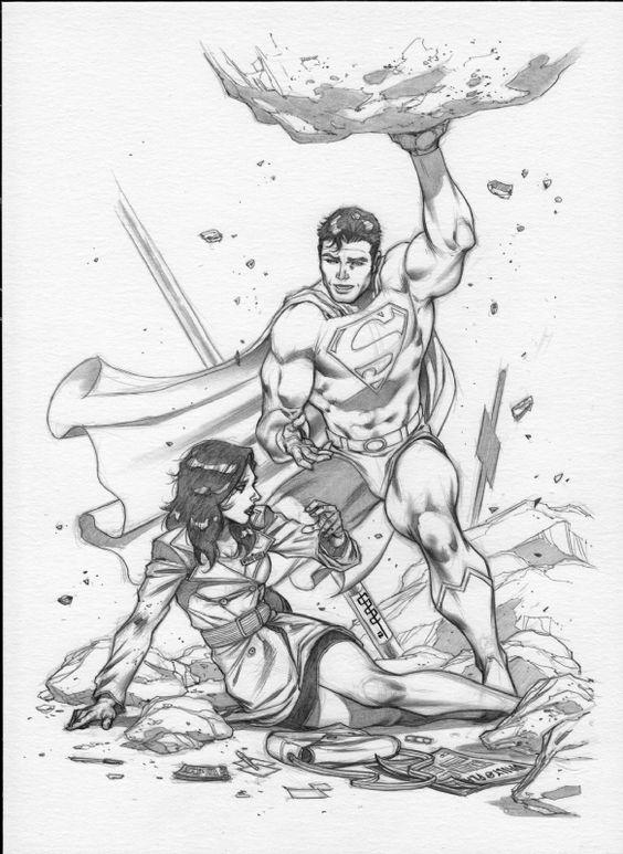 CAFU Lois y Superman