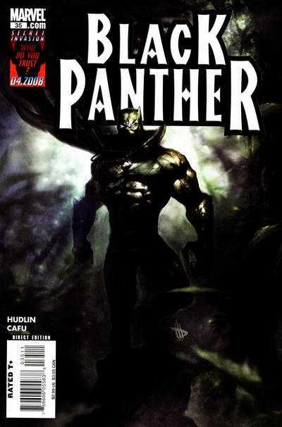 CAFU black panther 35