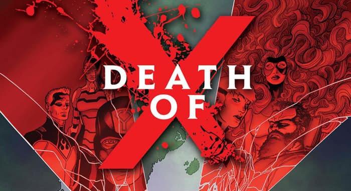 Death of X Destacada