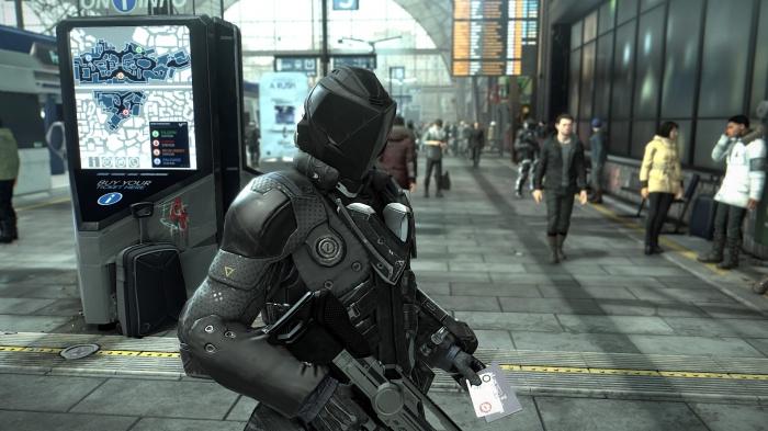 Deus Ex Mankind Divided 0