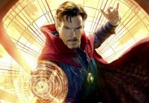 Doctor Strange - portada Empire