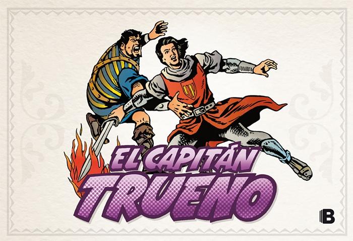 El Capitán Trueno, tomo 13